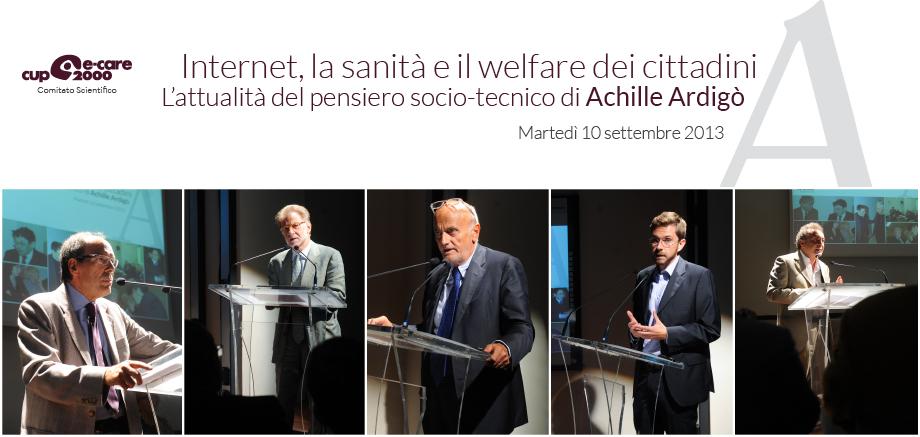 Da sinistra: Fosco Foglietta; Ivano Dionigi; Stefano Pivato; Matteo Lepore; Alessandro Alberani