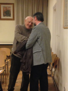 Paolo Guidicini e Ivo Colozzi.